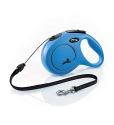 02805-43 flexi New Classic M Cord 8m/20kg blue