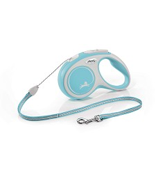 02806-12 flexi New Comfort S Cord 5m/12kg light blue