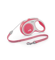 02806-24 flexi New Comfort S Cord 8m/12kg red