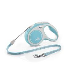 02806-32 flexi New Comfort M Cord 5m/20kg light blue