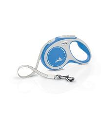 02806-61 flexi New Comfort S Tape 5m/15kg blue