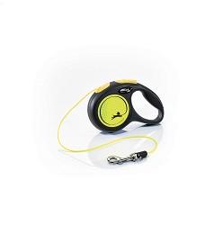 02807-11 flexi New Neon XS Cord 3m/8kg yellow