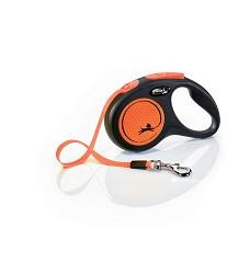 02807-32 flexi New Neon S Tape 5m/15kg orange
