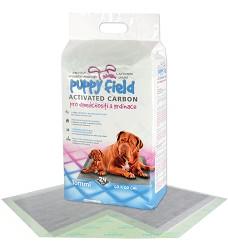 012351 Puppy Field Charcoal 24pcs/16