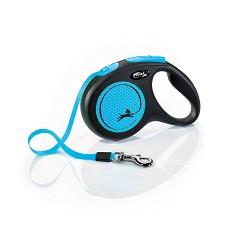 02807-44 flexi New Neon M Tape 5m/25kg blue