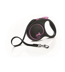02804-53 flexi Black Design M Tape 5m/25kg pink