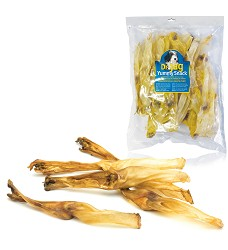 00372 Dr. Jag rabbit ears dried 400g