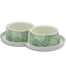 01694 Trendy Eden Bowl Double 2x0,35l