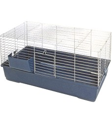 06363 Cage Bunny Bungallow 80cm