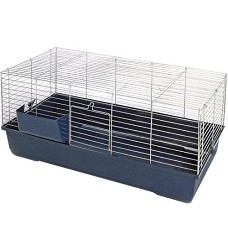 06367 Cage Bunny Bungallow 120cm