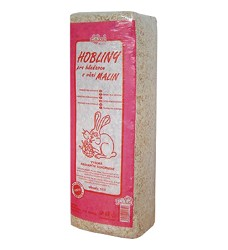 062891 Wood shavings with raspberry fragrance,15l