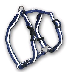"02227 Reflective adjustable harness ""S"" 40cm"