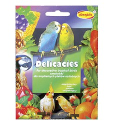 07283 DELICACIES for exotic birds 50g