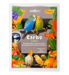 07284 CARBO SANIT for exotic birds 50g