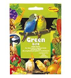 07286 GREEN BIRD for exotic birds 50g