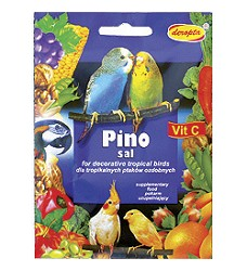 07287 PINO SAL for exotic birds 50 g