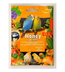 07288 HONEY PEARLS for exotic birds 30 g