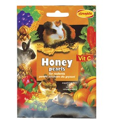 06095 HONEY PEARLS for rodents 30g