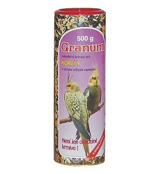 07122 Granum for cockatiels and middle parrots 500g