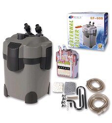 03825 Resun external filter EF-600, 15W, 600l/h