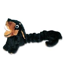 01468 Bungee toy rottwailler
