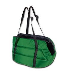 01128 Transport Bag Migra II - green colour